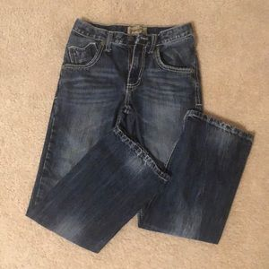 Boys Wrangler 20x Vintage Jeans